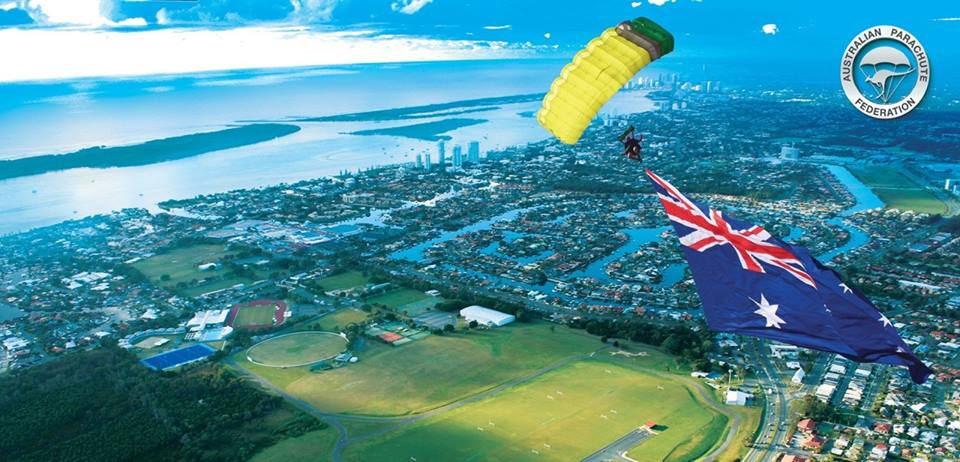 Don't Miss a Spectacle at the 2018 World Parachuting Championships