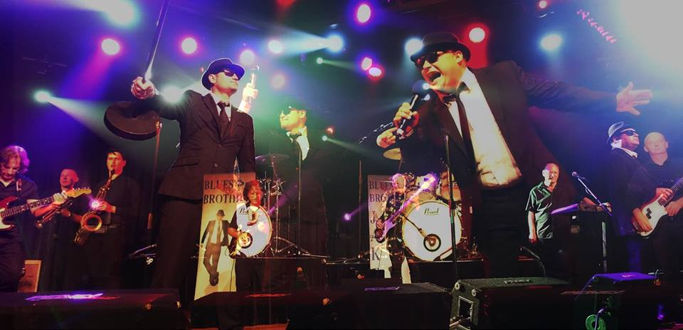 See Blues Brothers Rebooted Near Pacific Views Resort This November