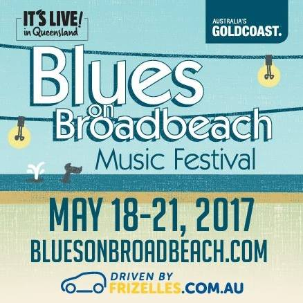 Sing your heart out at the Blues on Broadbeach Music Festival!