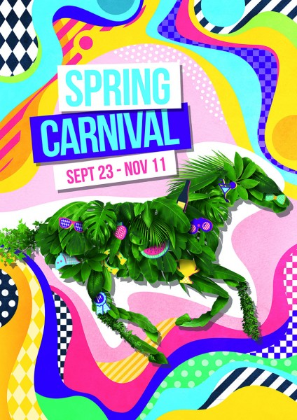 Bring Your Friends to the Gold Coast Spring Carnival