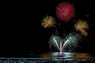 Savor the brightest night at SeaFire 2017!
