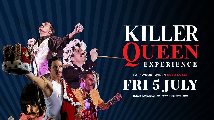Don't Miss Tributes to Queen and ACDC Near Our Gold Coast Accommodation