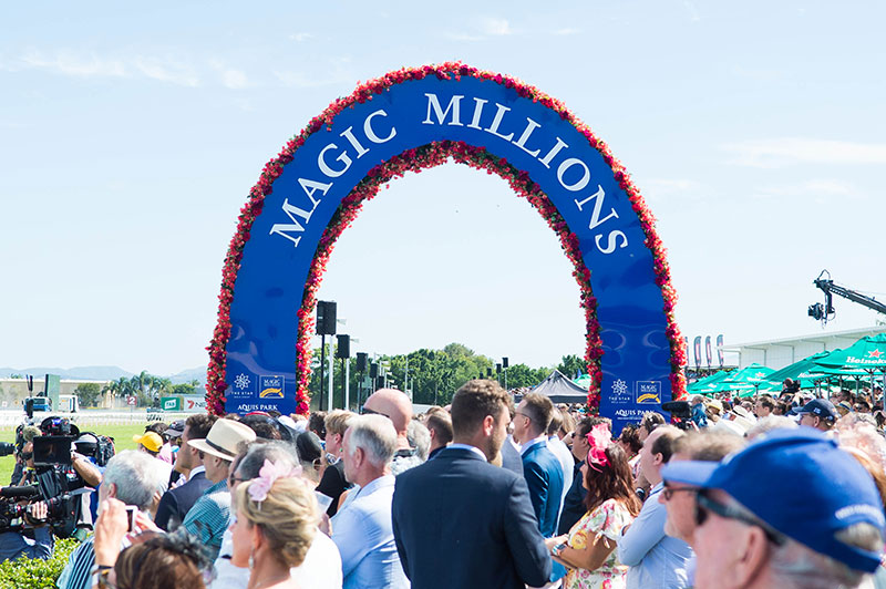Gold Coast Accommodation Near Gold Coast Turf Club | Magic Millions 2021