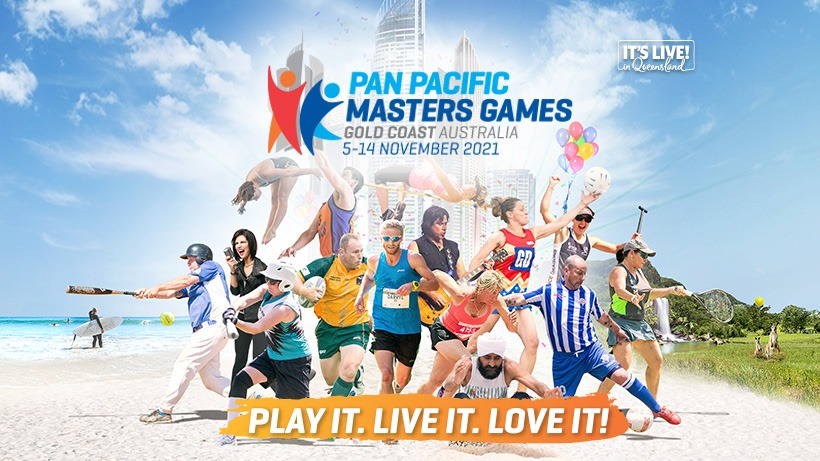 Don't Miss Pan Pacific Masters Games & Groundwater Music Festival!